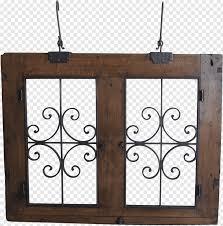 Fence Iron Wrought Iron Gate Iron Railing Window Metal Steel Free Png Pngfuel