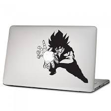 Goku Kamehameha Dragon Ball Laptop Macbook Vinyl Decal Sticker