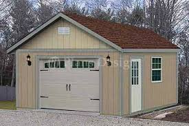 16 ft x 24 ft garden storage shed