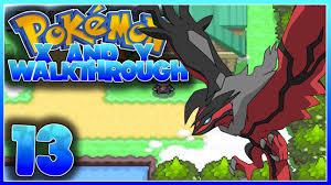 Pokemon XY GBA Rom Walkthrough - Episode 13 (CATCHING YVELTAL + Victory  Road) - YouTube