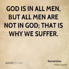 god quotes about men