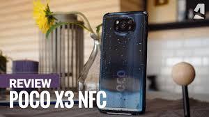 Xiaomi Poco X3 NFC - Full phone specifications