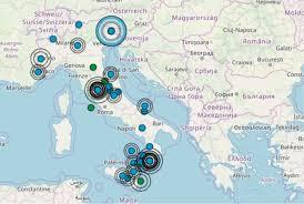 Terremoto in Italia oggi 21 giugno 2019, le ultime scosse ...