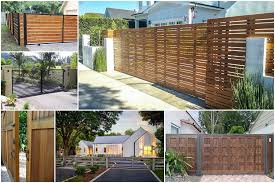 how to build a driveway gate full guide
