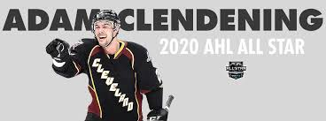 Monsters Adam Clendening Named to 2020 AHL All-Star Classic ...