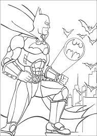 Kleurplaten En Zo Kleurplaten Van Batman