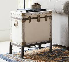ludlow 18 5 trunk end table pottery barn