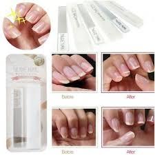 red gl nail shiner nail polish