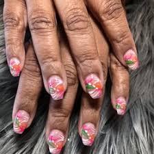 best nail salon open near me june