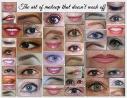 permanent makeup microblading by