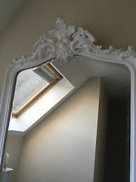 laura ashley patricia overmantle mirror