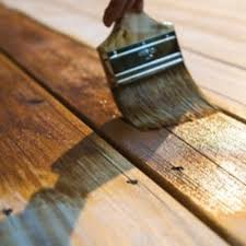 how many coats of deck stain should i