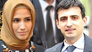 Sümeyye Erdoğan ve Selçuk Bayraktar çiftinin düğün davetiyesi ...