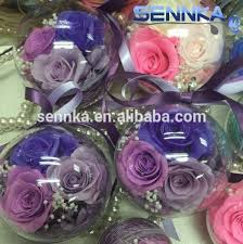 dried flowers for preserved roses