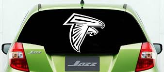 Atlanta Falcons Inspired Car Window Decal Sport Team Vinyl Car Decal Storm Pass Decals Ebay Car Window Decals Car Decals Window Decals