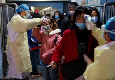 """Image result for Coronavirus: South Korea to bar people who visited virus-hit province"""""""