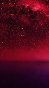 red sky pink atmosphere maroon purple