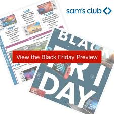 2019 sam s club black friday ad