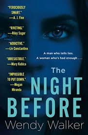 Amazon.com: The Night Before: A Novel eBook: Walker, Wendy: Kindle Store