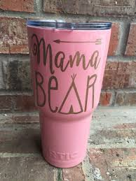 Mama Bear Decal Mama Decal Mom Decal Mothers Day Gift Mothers Day Gift Ideas Mother Birthday Gift Gift F Vinyl Monogram Vinyl Projects Cricut Vinyl