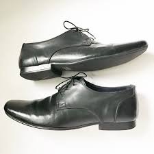 henri clm leather lace up dress shoe