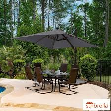 square offset cantilever umbrella