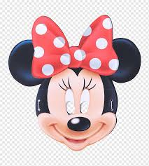 Minnie Mouse Mickey Mouse Mask Iron-on The Walt Disney Company, minnie mouse,  face, cartoon, party png