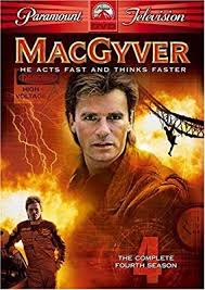Macgyver - The Complete Fourth Season by Paramount by Charles ...