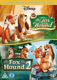 The Fox and the Hound/The Fox and the Hound 2 DVD (2007) Jim Kammerud cert  U 8717418117184   eBay