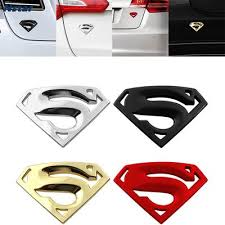 Buy Superman Car Decal At Affordable Price From 2 Usd Best Prices Fast And Free Shipping Joom