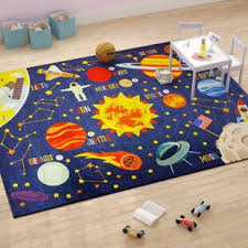 Kids Outer Space Lamp Wayfair