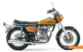 1971 yamaha xs 650 e picture mbike