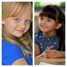 Mieczlaw:stiles:stilinski — Ivy George as young Maya and Lindsey lamer as...