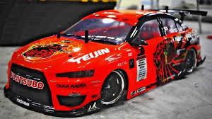 1 10 Rc Car Decals Mitsubishi Evolution Yukes Tiger V2 Decals Stickers 13x9 Rc World