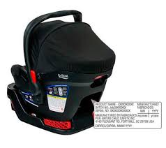 product hazards car seats kids in