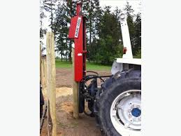 Flexi Coil Post Driver Post Pounder Cedar Nanaimo Mobile