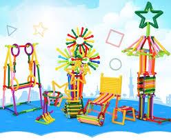 đồ chơi xếp hình que giá sỉ - giá bán buôn