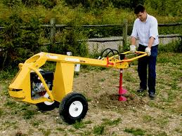 Hydraulic Auger For Hire In Chichester Petersfield Portsmouth Fareham Waterlooville Winchester From Beaver Tool Hire