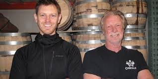 Catching up with distiller Jim Begley