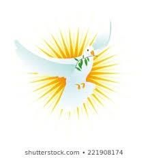 Holy Spirit Dove Cartoon Images, Stock Photos & Vectors | Shutterstock