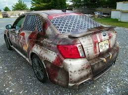 Zombie Car Wrap Google Search Car Wrap Vinyl Wrap Car Car Wrap Design
