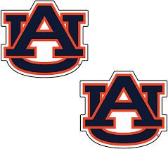 Amazon Com Craftique Auburn Tigers Decal Sports Outdoors