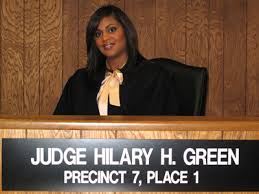 Embattled Justice of the Peace Hilary Green resigns, citing family issues -  Houston Chronicle