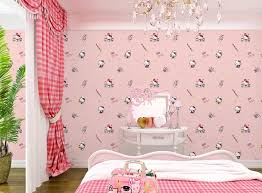 Kids Room Home Hello Kitty Children Wall Paper Pvc Wallpaper View Wallpapers For Kids Room Fw Product Details From Baoding Tianchenfuyang Import And Export Trading Co Ltd On Alibaba Com