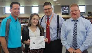 Meet Jalie Palko, Abigail Ward: Students recognized for PSA Video |  Communities | medinacountylife.com