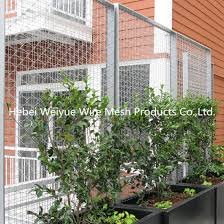 China Welded Wire Mesh For Plants Climbing Panel China Welded Wire Mesh Panel Plant Climbing Net