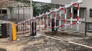 Dashou S Fence Arm Barrier Gate Pab E Nfn Economic Youtube