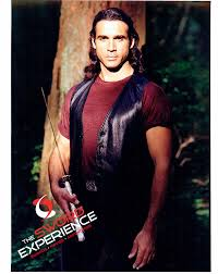 Duncan Macleod at ease. - The Sword Experience