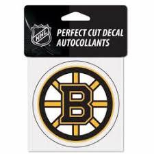 Boston Bruins Stickers Decals Bumper Stickers