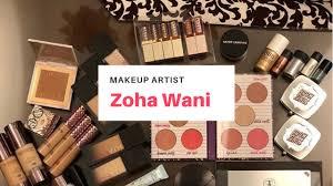 zoha wani makeup artist fi khandar studio